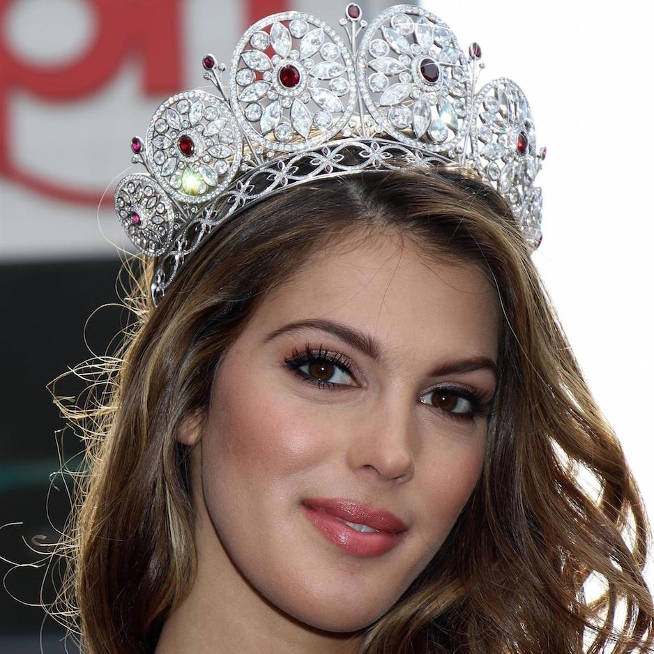 Amour argent et beaut qui est iris mittenaere miss - Miss univers iris mittenaere ...