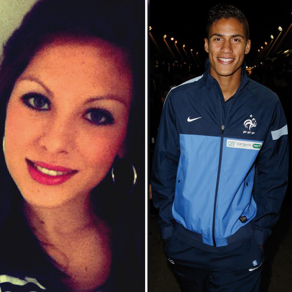 Rapha l varane et camille tytgat br sil 2014 qui sont les femmes des footballeurs de l - Raphael de casabianca et sa femme ...
