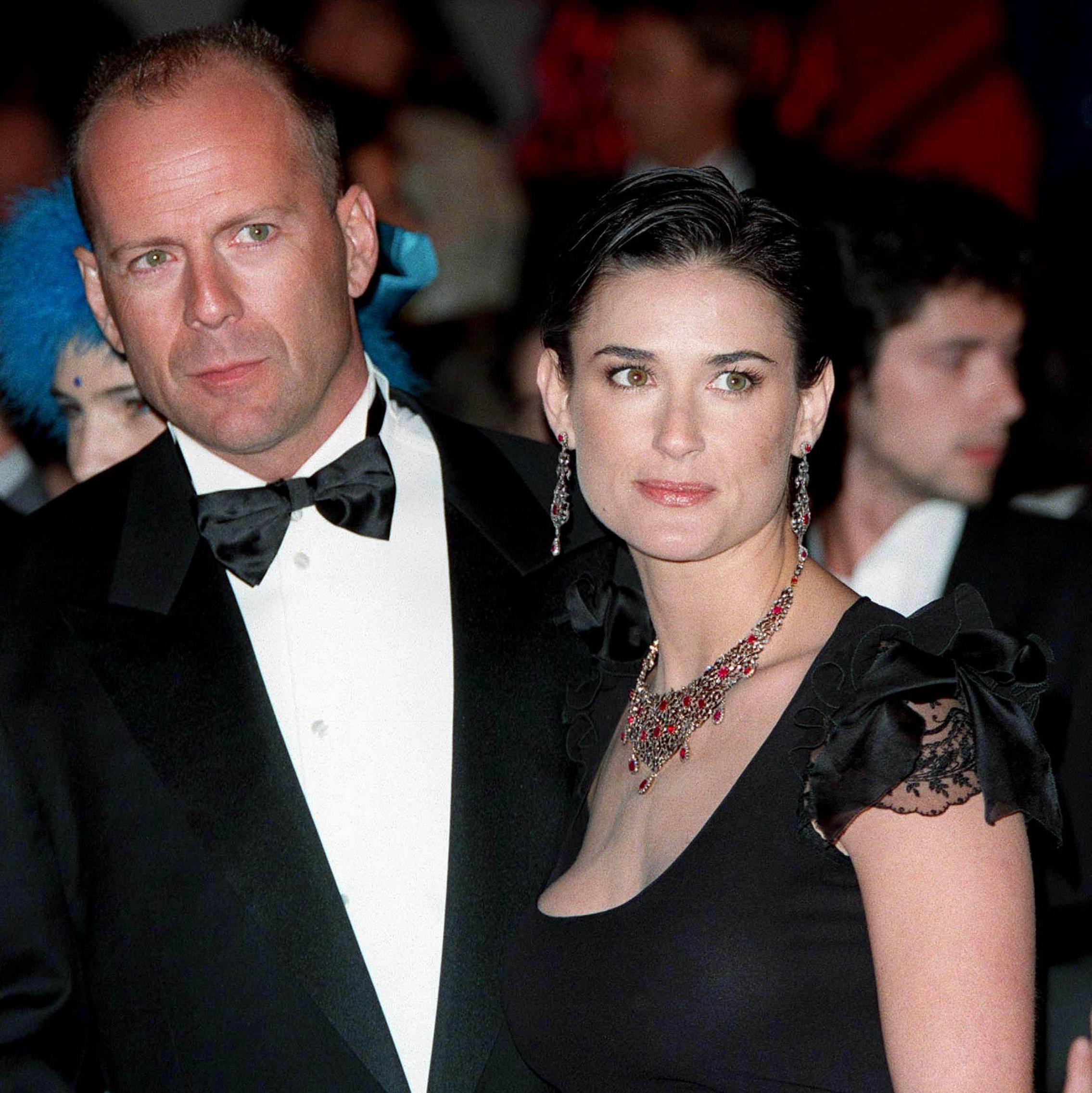 Bruce Willis et...