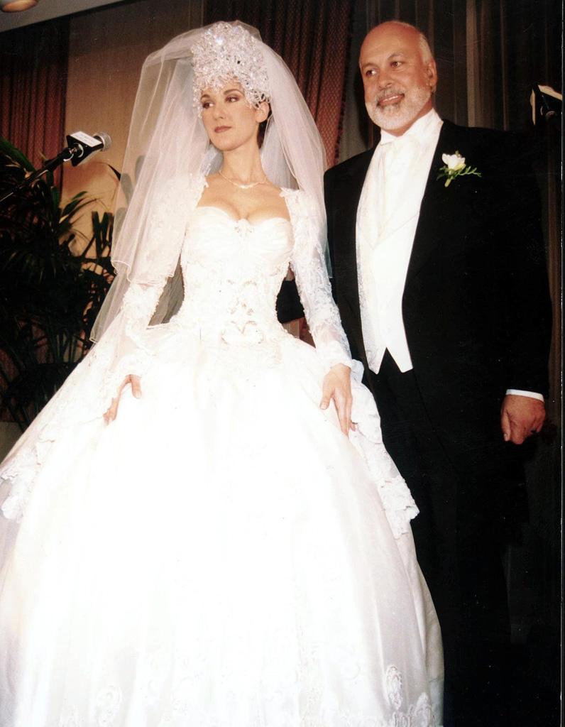 le mariage c line dion et ren ang lil ins parables