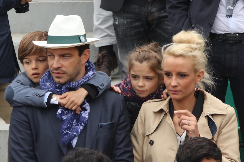 Elodie gossuin et bertrand lacherie ces couples de stars qui ont eu des jumeaux elle - Elodie gossuin et ses enfants ...