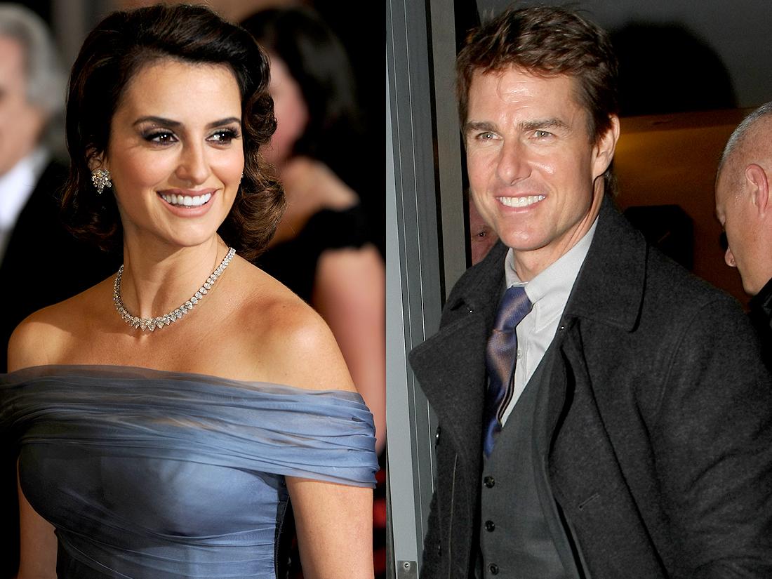 Tom Cruise Et Pen 233 Lope Cruz Ces Stars Qui Ont Le M 234 Me