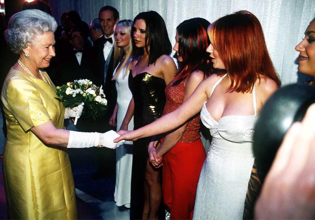 Vic and bob wedding
