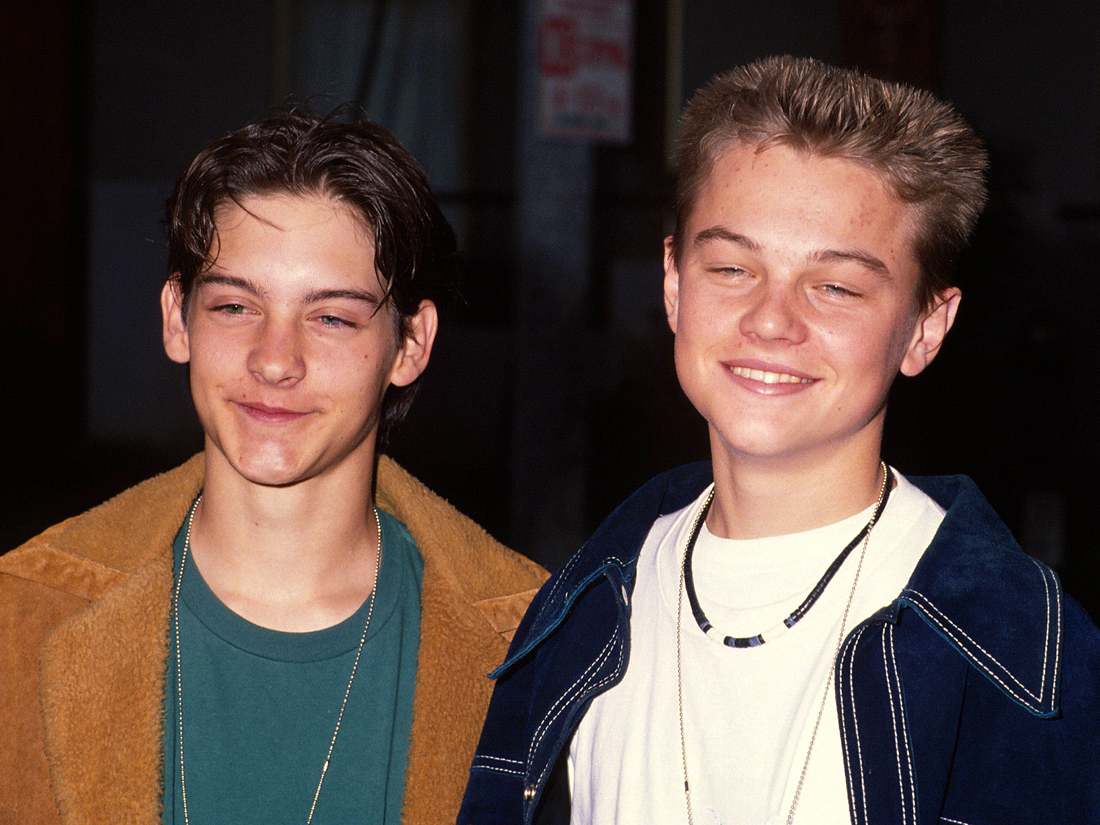 Robert Redford Brad Pitt Leonardo DiCaprio et T...