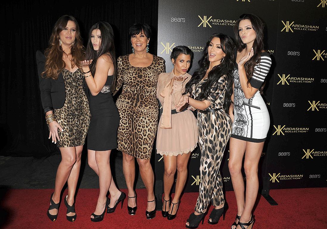 Photos de kardashian nues