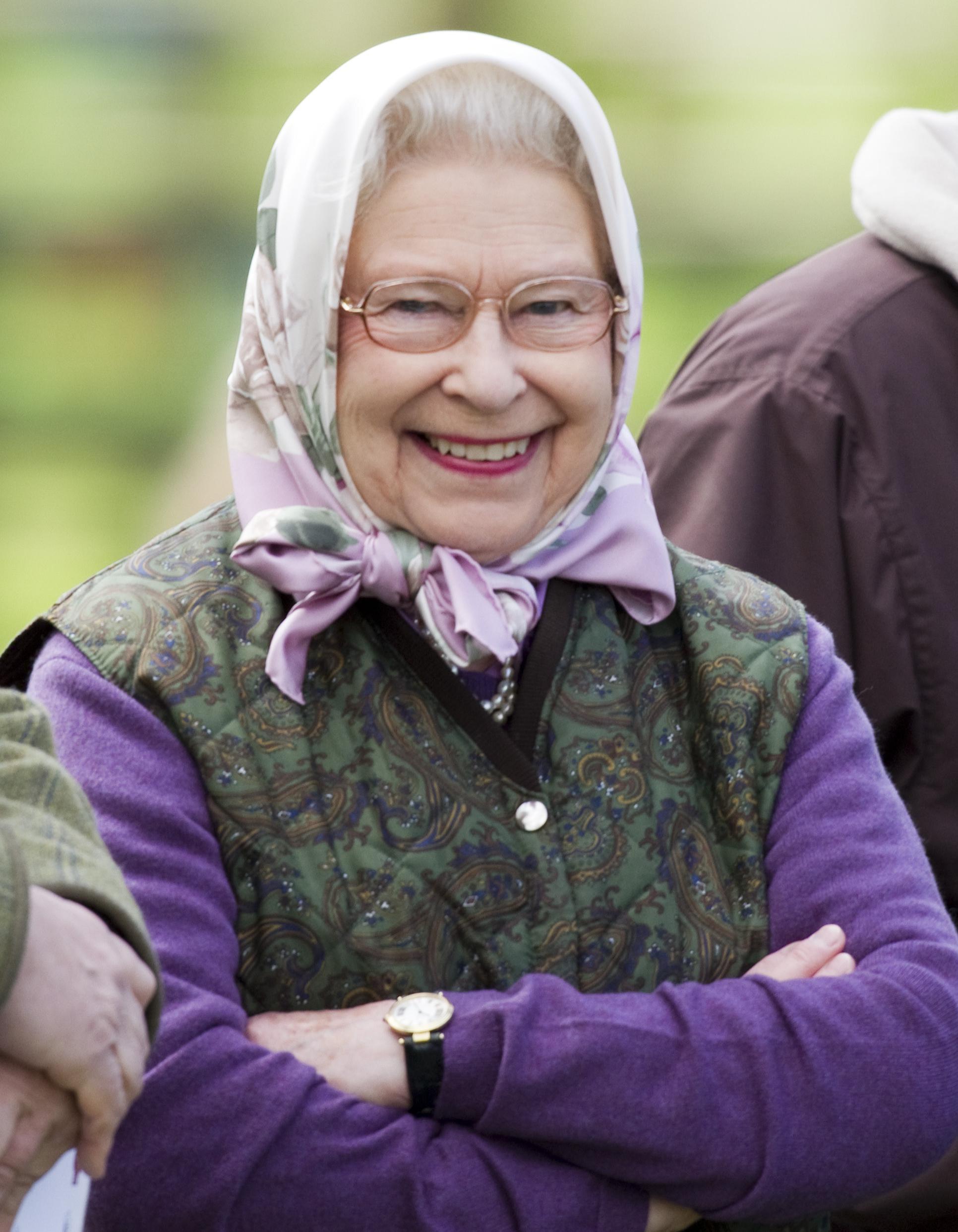 La blague de la reine elizabeth un touriste am ricain elle - Image de reine ...