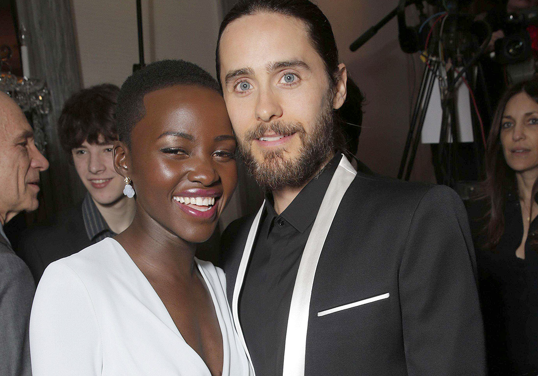 lupita nyongo and jared leto dating history
