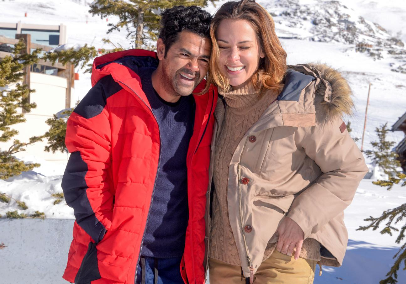 Melissa Theuriau Happily Married To Jamel Debbouze With ...