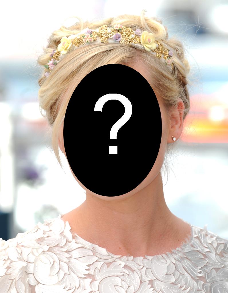 une couronne de fleurs dans les cheveux stars qui sont ces cheveux elle. Black Bedroom Furniture Sets. Home Design Ideas