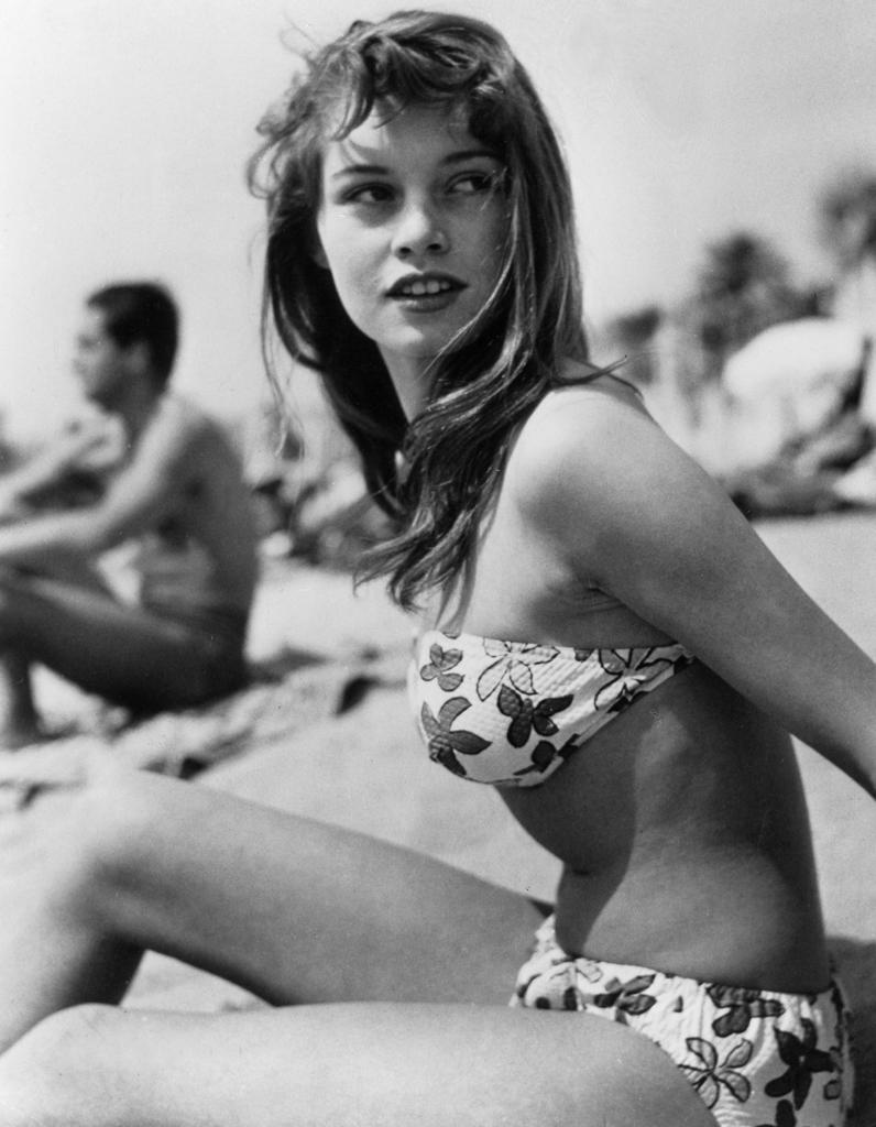 Yes Probably, brigitte bardot bikini pity