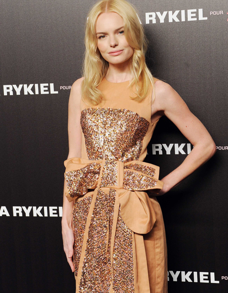 kate bosworth en robe sonia rykiel toutes sublimes en sonia rykiel elle. Black Bedroom Furniture Sets. Home Design Ideas