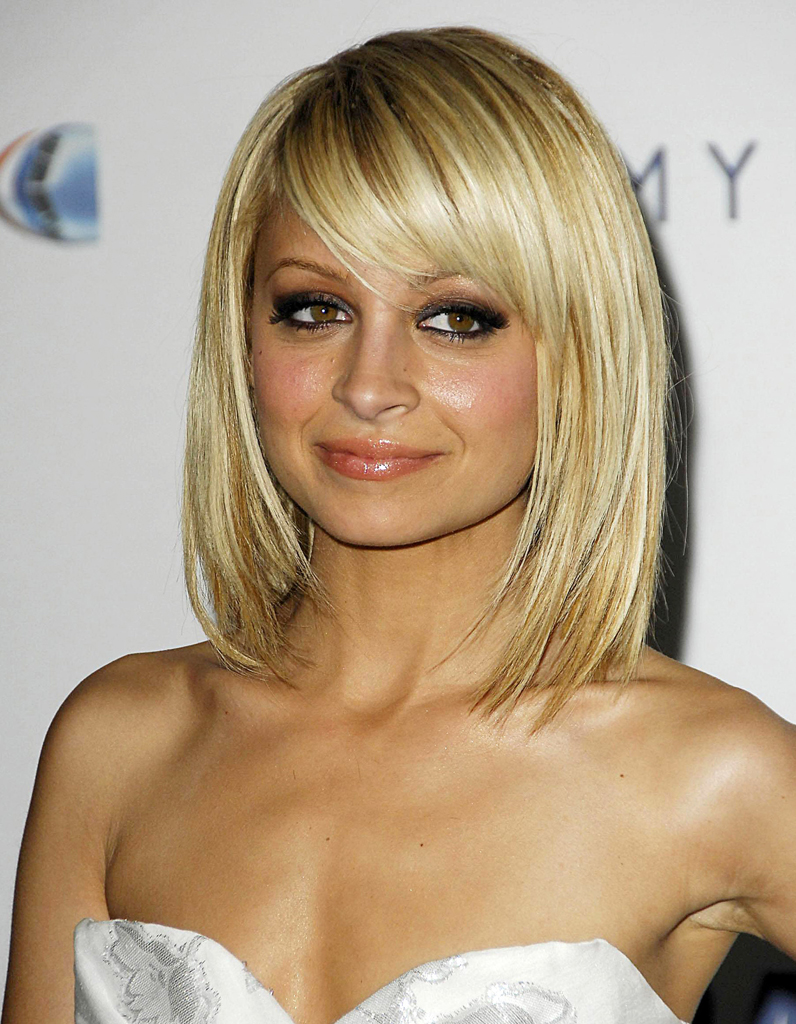 Transformation Nicole Richie après - Transformation de ... Nicole Richie