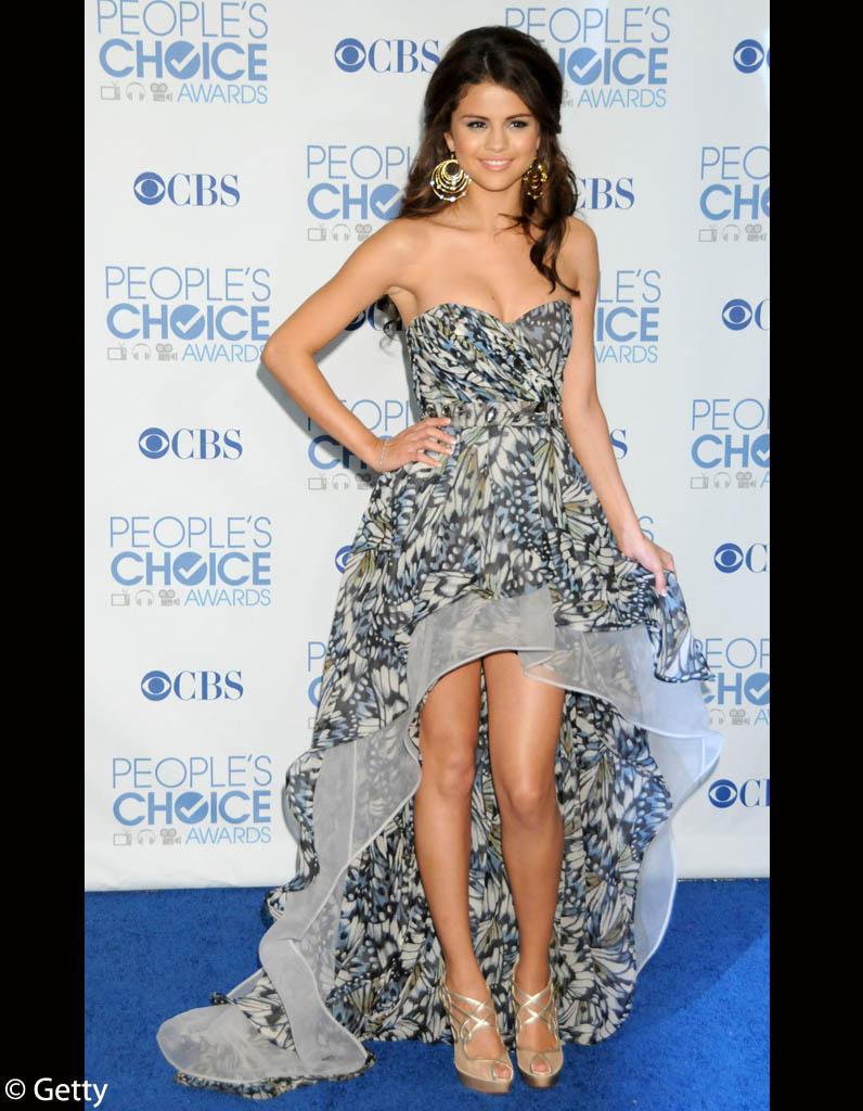 Irina Shabayeva Selena Gomez Dress