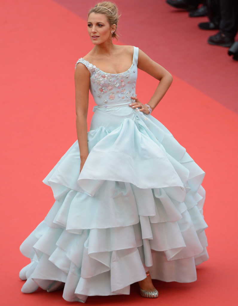 Plus belle robe stars