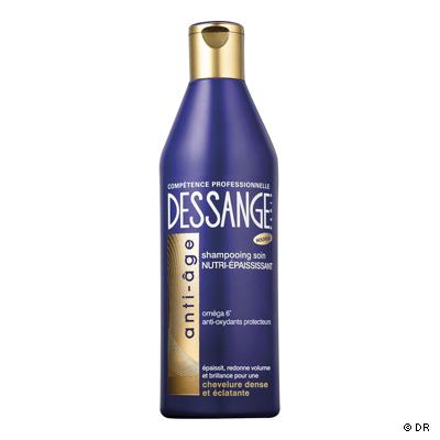 shampooing soin nutri paississant anti ge dessange elle. Black Bedroom Furniture Sets. Home Design Ideas