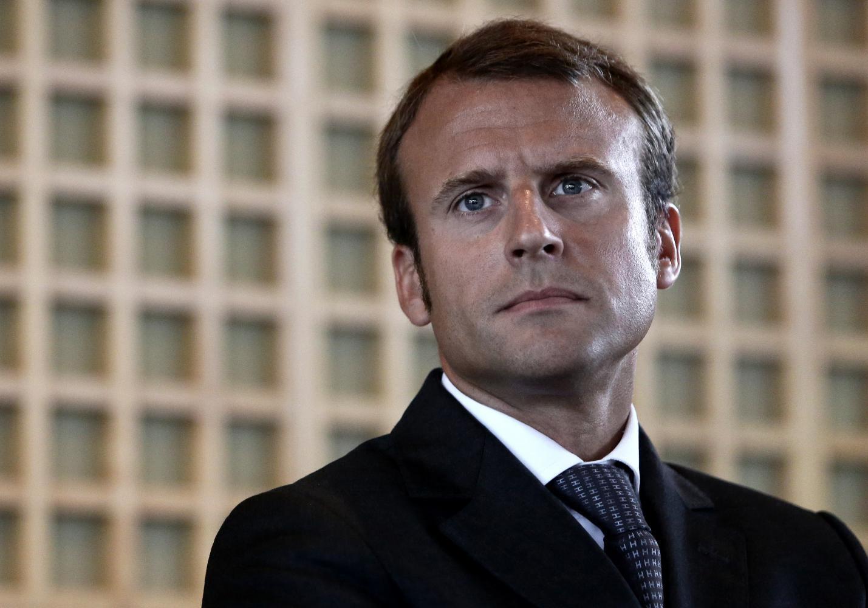 5 choses à savoir sur Emmanuel Macron, le benjamin du gouvernement - Elle