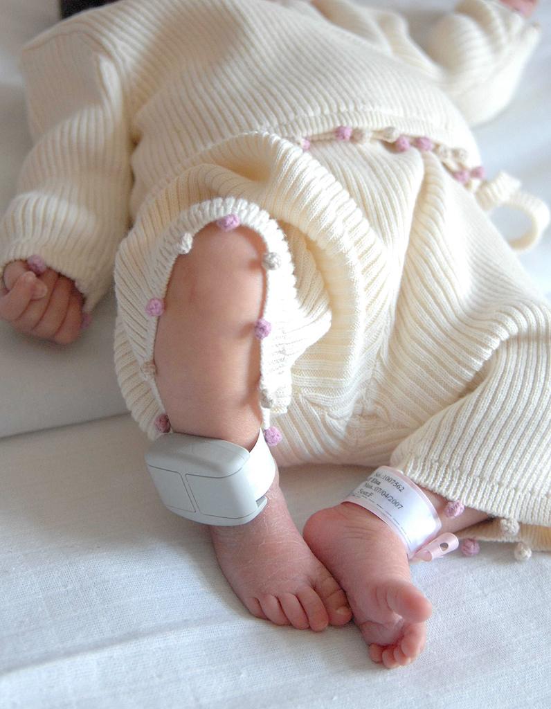 Bracelet bebe maternite