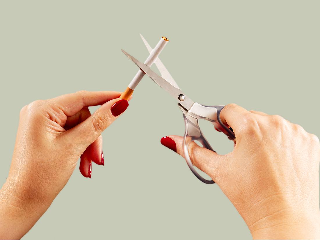 Que sera si cesser de fumer la voix