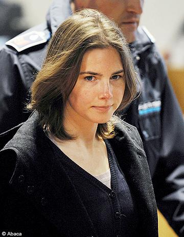 Meurtre de sa colocataire : Amanda Knox sauvée par l'ADN ...