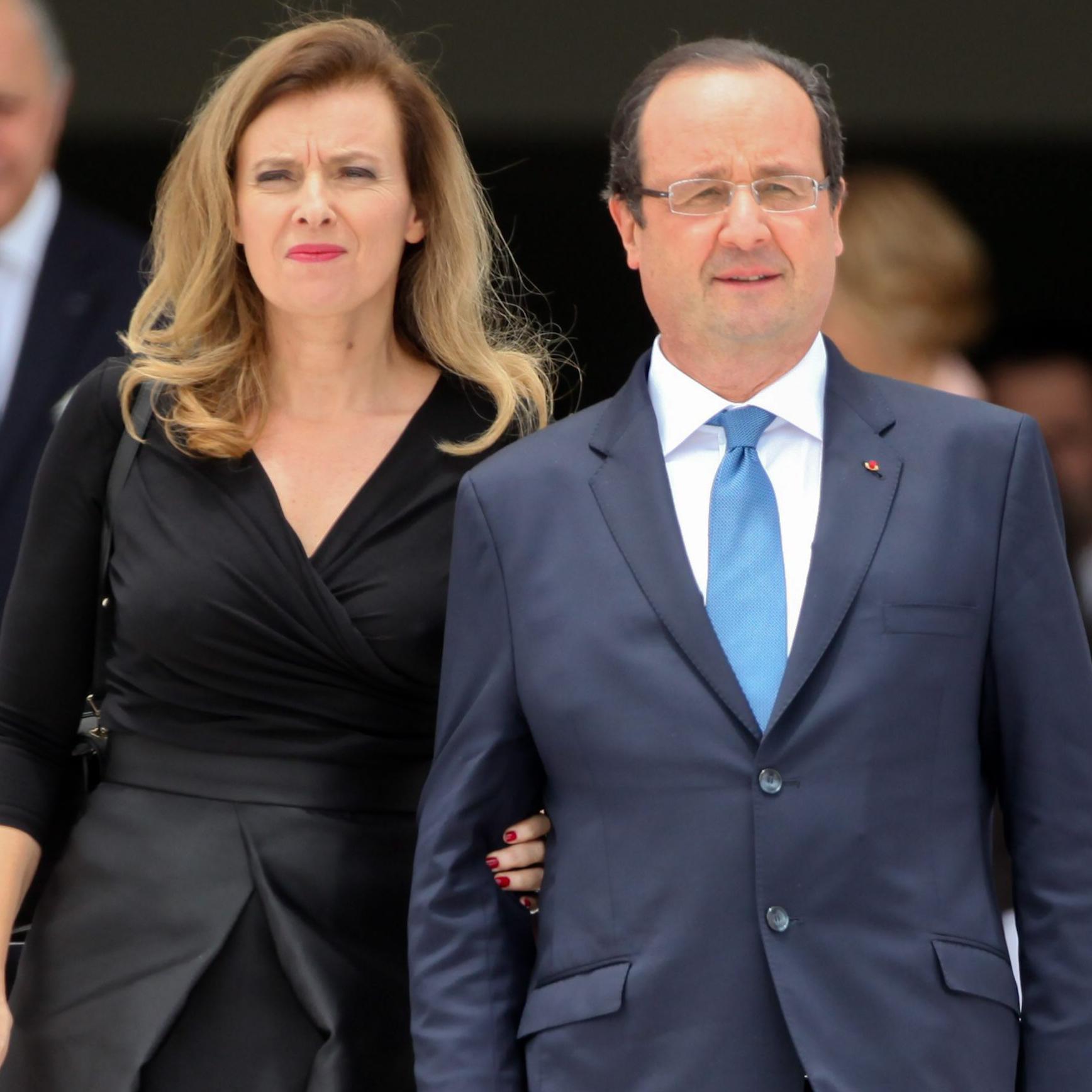 françois hollande et valérie trierweiler rencontre